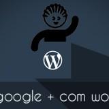 Como vincular a pagina do google + com o wordpress – How link page google + wordpress Sub(EN,ES,PT)