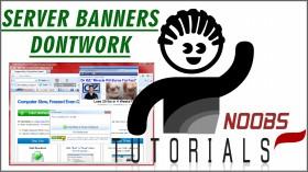 como deletar server banners