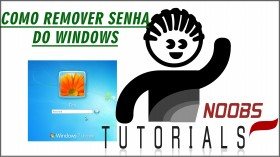 como remover senha do windows