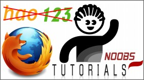 tirar hao123 do mozilla