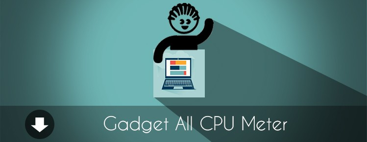 GADGET ALL CPU METER