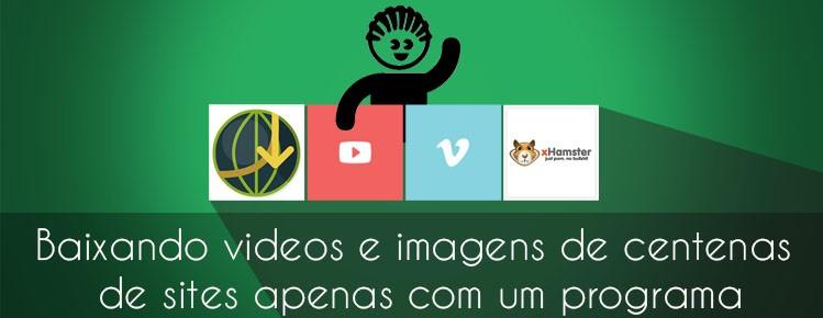 Como Baixar Videos de Sites - Facebook - Youtube - Dentre Outros