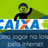 COMO JOGAR NA MEGA SENA ONLINE (SmartPhone/Android)